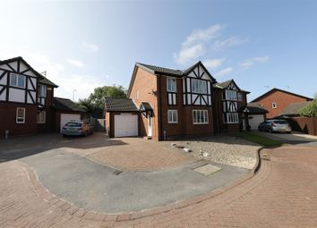 4 bed detached house for sale in Orkney Close, Hull HU8