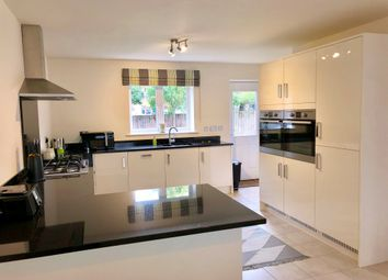 Thumbnail 4 bedroom detached house for sale in St Marys Lane, Warmington, Peterborough