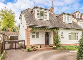 Thumbnail 3 bed bungalow for sale in College Road, Hoddesdon