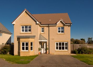 Thumbnail 4 bed detached house for sale in 33 Andrew Meikle Grove, East Linton