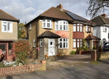 Thumbnail 3 bed semi-detached house for sale in Wroxham Gardens, Potters Bar, Herts
