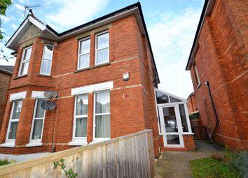 Thumbnail 3 bedroom maisonette for sale in Capstone Road, Bournemouth