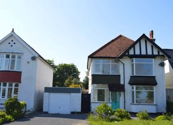 Thumbnail 2 bed detached house to rent in Mumbles Road, Blackpill, Swansea