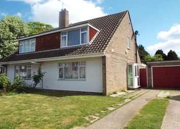Thumbnail 4 bed semi-detached house to rent in Hinksey Close, Langley, Slough