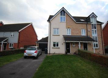 Thumbnail 4 bed semi-detached house to rent in Wrens Garden, Wath Upon Dearne
