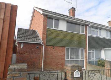 Thumbnail 3 bedroom terraced house to rent in Moreton Park Road, Bideford