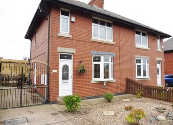 Thumbnail 2 bedroom semi-detached house for sale in Stubbs Road, Wombwell Barnsley