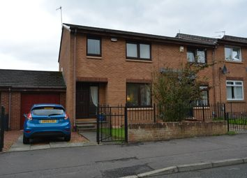 Thumbnail 3 bed end terrace house for sale in Ardencraig Drive, Castlemilk, Glasgow