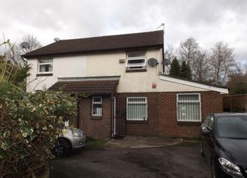 Thumbnail 2 bedroom semi-detached house for sale in Foxley Walk, Manchester, Greater Manchester, Uk
