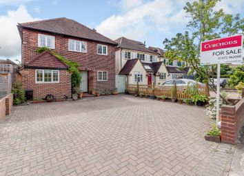 Thumbnail 3 bed detached house for sale in Ember Lane, East Molesey