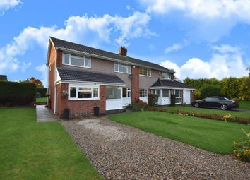 Thumbnail 3 bed semi-detached house for sale in Chiltern Close, Garforth, Leeds