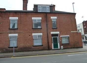 Thumbnail 2 bed flat to rent in Leopold Street, South Wigston, Leicester