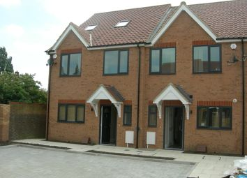Thumbnail 2 bed terraced house to rent in Vibia Close, Stanwell