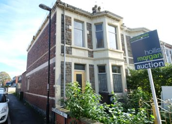 Thumbnail 3 bed terraced house for sale in Whitby Road, Bristol
