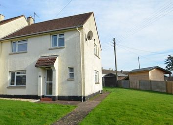 Thumbnail 3 bedroom end terrace house for sale in Shortlands Road, Cullompton