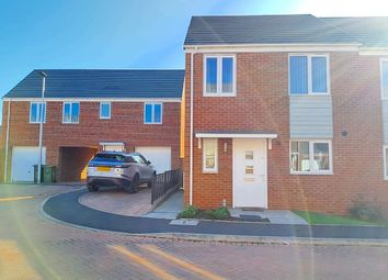 Thumbnail 3 bed semi-detached house for sale in Perry Place, West Bromwich, West Midlands