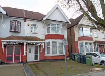 Thumbnail 3 bed maisonette for sale in Eagle Road, Wembley, Middlesex