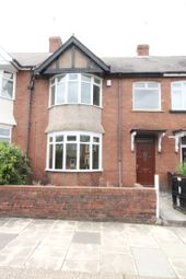 Thumbnail 3 bed terraced house to rent in Wingrove Road, Fenham, Newcastle Upon Tyne