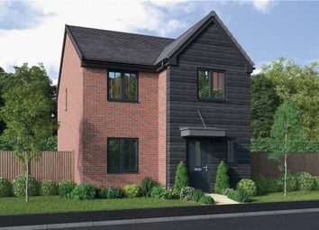 """Thumbnail 4 bed detached house for sale in """"Blackwood"""" at Kedleston Road, Allestree, Derby"""