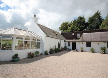 Thumbnail 5 bed cottage for sale in Fisherford, Inverurie