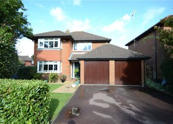 Thumbnail 4 bed detached house for sale in Derbyshire Green, Warfield, Bracknell