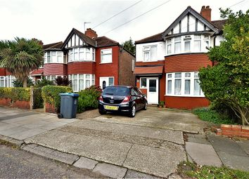 Thumbnail 3 bed semi-detached house for sale in Lancelot Road, Wembley