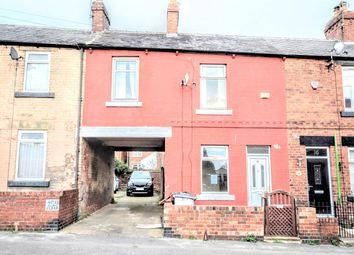 Thumbnail 2 bed terraced house for sale in Cresswell Street, Barnsley