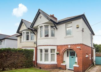 Thumbnail 3 bed semi-detached house for sale in St. Martins Road, Caerphilly