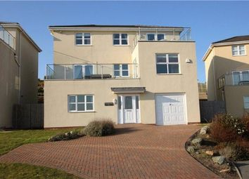 Thumbnail 5 bed detached house for sale in The Rise, Trearddur Bay, Holyhead, Sir Ynys Mon