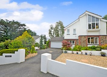 Thumbnail 4 bed detached house for sale in Hilltop Road, Bideford