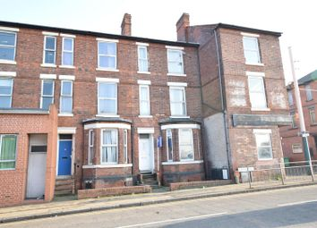 Thumbnail 4 bedroom terraced house for sale in Radford Road, New Basford, Nottingham