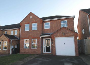 Thumbnail 4 bed detached house for sale in Hyacinth Way, Rushden