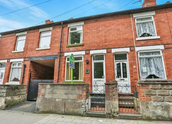 Thumbnail 2 bed terraced house for sale in West Street, Hucknall, Nottingham