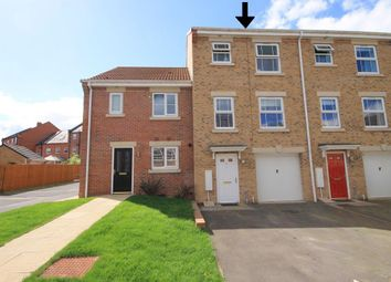 Thumbnail 4 bed town house for sale in Phoenix Grove, Northallerton