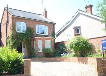 Thumbnail 4 bedroom detached house for sale in Priest Hill, Caversham, Reading