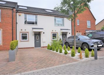 Thumbnail 2 bed terraced house for sale in Alcock Crescent, Crayford