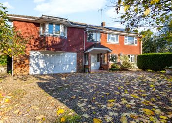 Thumbnail 5 bed detached house for sale in The Street, Upper Farringdon, Alton, Hampshire