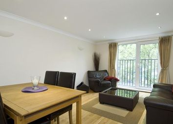 Thumbnail 1 bed flat to rent in Chatsworth Lodge, Bourne Place, Chiswick, London