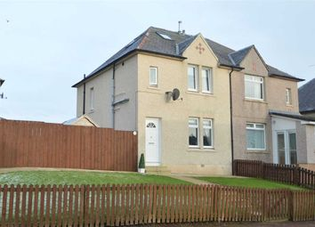 Thumbnail 3 bed semi-detached house for sale in Kirkland Park Avenue, Strathaven
