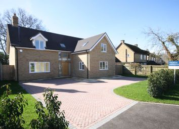 Thumbnail 4 bed detached house for sale in New Yatt, Witney