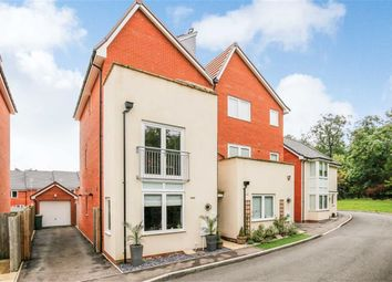 Thumbnail 4 bed town house for sale in Carradine Crescent, Oxley Park, Milton Keynes, Bucks