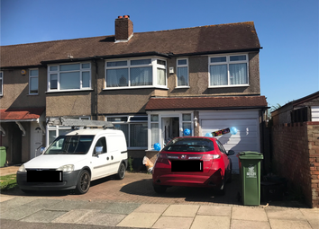 Thumbnail 3 bed end terrace house for sale in Radnor Avenue, Welling, Kent