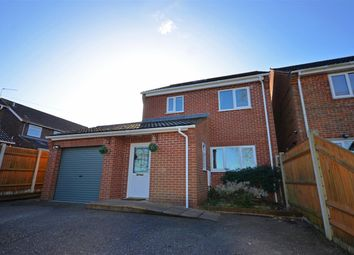 Thumbnail 3 bed property for sale in Post Office Road, Lingwood, Norwich