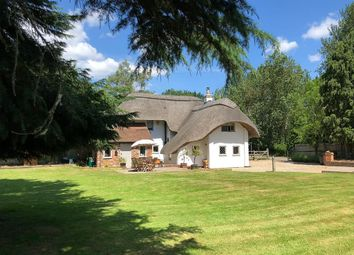 Thumbnail 3 bed detached house for sale in Burghfield, Reading