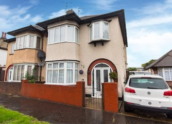 3 bed semi-detached house for sale in Prince Avenue, Westcliff-On-Sea SS0