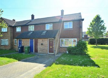 Thumbnail 2 bedroom end terrace house for sale in Bath Close, Wyton-On-The-Hill, Cambridgeshire