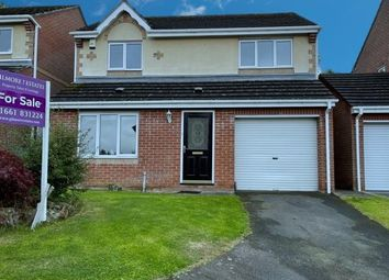 Thumbnail 3 bed detached house for sale in Spetchells, Prudhoe, Prudhoe, Northumberland