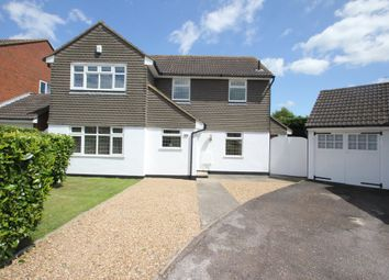 Thumbnail 4 bed detached house for sale in Highcliff Crescent, Ashingdon, Rochford