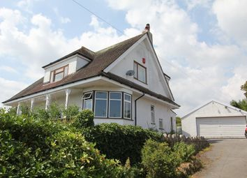 Thumbnail 4 bed detached house for sale in Coombeshead Road, Newton Abbot