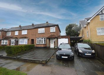 Thumbnail 3 bed terraced house to rent in Carlton Road, Romford